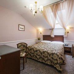 Гостиница Старый Город на Кузнецком 3* Улучшенный номер двуспальная кровать фото 2