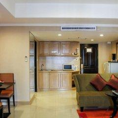 Отель FuramaXclusive Sukhumvit 4* Номер Премиум с двуспальной кроватью фото 15