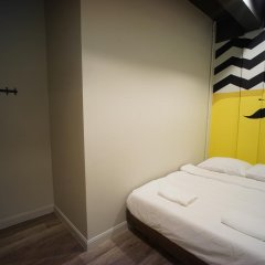 BRB Hostel Bangkok Silom Стандартный номер с различными типами кроватей фото 5