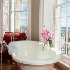 Отель Drakes of Brighton 4* Стандартный номер с различными типами кроватей фото 3