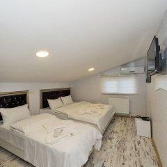 Paradise Airport Hotel 3* Стандартный номер с различными типами кроватей (общая ванная комната) фото 9