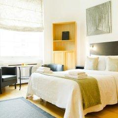 Апартаменты Studios 2 Let Serviced Apartments - Cartwright Gardens Студия Делюкс с различными типами кроватей фото 3