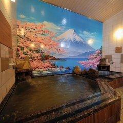 Отель Dormy Inn Soga Natural Hot Spring Тиба спа