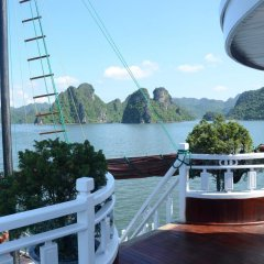 Отель V'Spirit Classic Cruises балкон