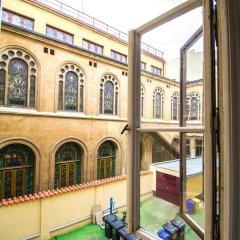 Отель Jewish Synagogue Ruterra Suite балкон