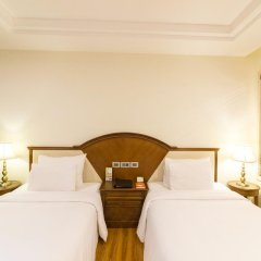 Saigon Halong Hotel 4* Улучшенный номер с 2 отдельными кроватями фото 4