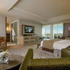 Отель Marina Bay Sands 5* Номер Grand club с двуспальной кроватью