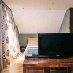 Аибга Отель 3* Студия Делюкс с разными типами кроватей фото 2