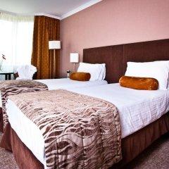 Отель Aquincum Улучшенный номер с различными типами кроватей фото 3