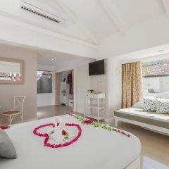 Отель Thavorn Beach Village Resort & Spa Phuket 4* Коттедж с различными типами кроватей фото 3