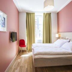 Отель Hotell Bondeheimen 3* Номер категории Эконом с различными типами кроватей фото 2