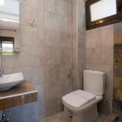 Отель Agali Villa ванная фото 2