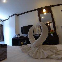 Patong Mansion Hotel 3* Улучшенный номер двуспальная кровать