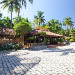 Отель Seahorse Resort & Spa парковка
