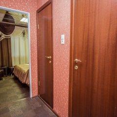 Мини-отель ФАБ 2* Люкс двуспальная кровать фото 8