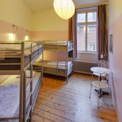 Castanea Old Town Hostel комната для гостей фото 3