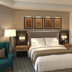Гостиница DoubleTree by Hilton Kazan City Center 4* Номер Делюкс с различными типами кроватей фото 9