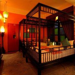 Shanghai Mansion Bangkok Hotel 4* Улучшенный номер с различными типами кроватей фото 9