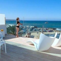 BQ Aguamarina Boutique Hotel 4* Улучшенный номер с различными типами кроватей фото 8