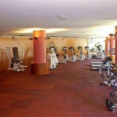 Отель Novotel Andorra фитнесс-зал