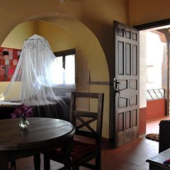 Hotel Rural Termas Aqua Libera Ла-Гарровилья комната для гостей фото 2