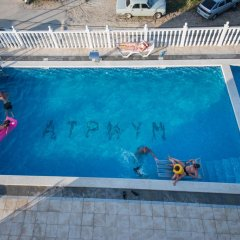 Гостиница Atrium Lux бассейн фото 3