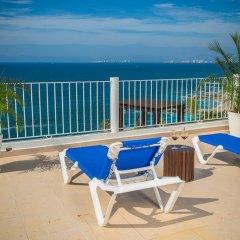 Отель Playa Conchas Chinas 3* Люкс фото 9