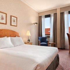 Отель Hilton Milan 4* Стандартный номер с различными типами кроватей фото 3