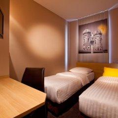 Отель LetoMotel 2* Стандартный номер с 2 отдельными кроватями фото 3
