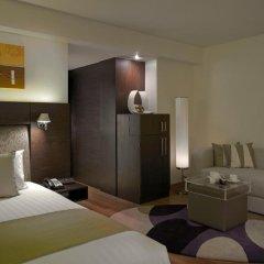 Отель Park Plaza Sukhumvit Bangkok 4* Улучшенный номер с разными типами кроватей фото 5