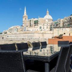 Отель Waterfront Valletta House балкон