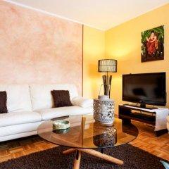 Апартаменты Serena Suites Serviced Apartments Зальцбург комната для гостей фото 4