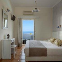 Anemomilos Hotel 2* Стандартный номер с различными типами кроватей