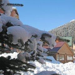 Гостиница Снежный барс Домбай спортивное сооружение