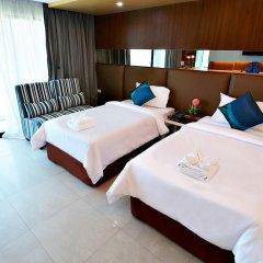 Отель Golden Dragon Beach Pattaya 3* Номер Делюкс с различными типами кроватей фото 3