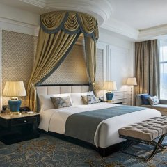 Отель InterContinental Chengdu Global Center Улучшенный номер с различными типами кроватей фото 3