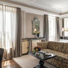 Отель Hassler Roma 5* Номер Делюкс с двуспальной кроватью фото 10