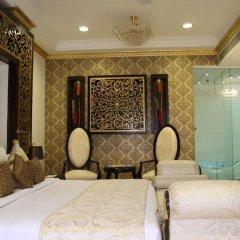 Hotel Jivitesh 4* Номер Делюкс с различными типами кроватей фото 6