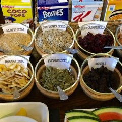 Отель Alamo Guest House Глазго питание фото 3