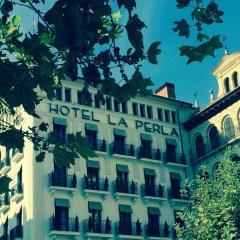 Gran Hotel La Perla 5* Номер Делюкс фото 2