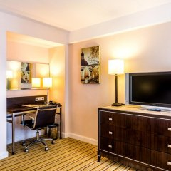 Renaissance Amsterdam Hotel 5* Стандартный номер с различными типами кроватей фото 11