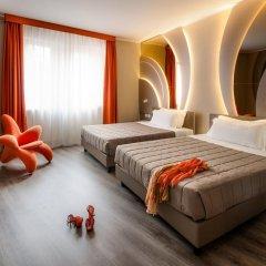 Hotel Da Vinci 4* Стандартный номер с различными типами кроватей фото 7
