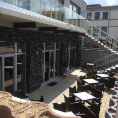 Отель Promohotel Slavie Хеб бассейн