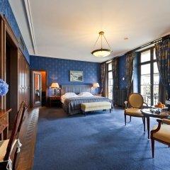 Grand Hotel Les Trois Rois 5* Полулюкс с различными типами кроватей фото 4