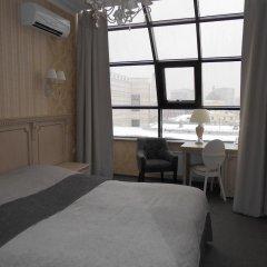 Гостиница Арбат Хауз 4* Улучшенный номер с двуспальной кроватью фото 4