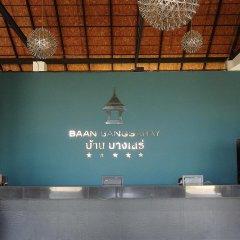 Отель Baan Bangsaray Condo Банг-Саре интерьер отеля фото 3