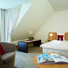 Отель Novotel Muenchen City 4* Улучшенный люкс