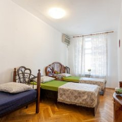 Гостиница Круази на Кутузовском Номер Эконом с разными типами кроватей фото 5