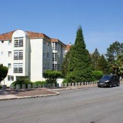 Отель Apartamento Illa da Toxa Эль-Грове парковка