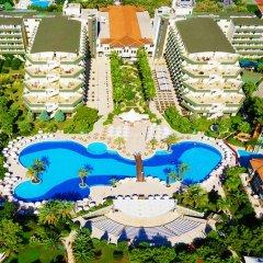 Queens Park Resort Турция, Кемер - отзывы, цены и фото номеров - забронировать отель Queens Park Resort онлайн бассейн фото 3